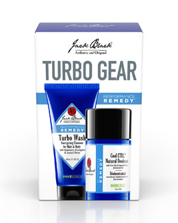 Jack Black Turbo Gear Set, 2.75 oz