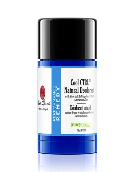 Cool Control Natural Deodorant, 2.27 oz.