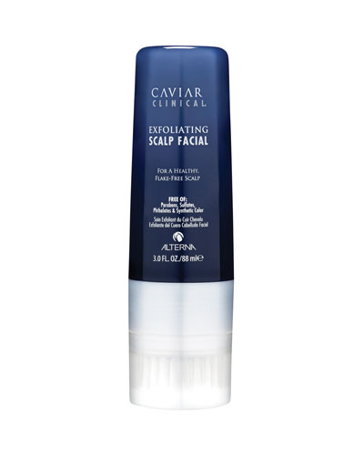 Caviar Exfoliating Scalp Facial, 3 fl. oz./ 88 mL