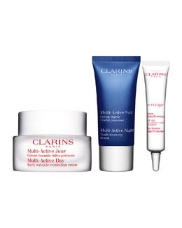 Clarins Multi-Active Wrinkle Correct Kit