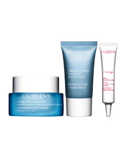 Clarins Hydra Quench Hydrating Solution Kit