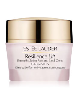 Estee Lauder Resilience Lift Firming/Sculpting Face & Neck Creme Oil-Free, 1.7 OZ.