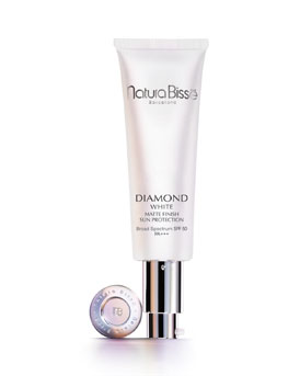 Natura Bisse Diamond White Matte Finish Sun Protection Spf 50