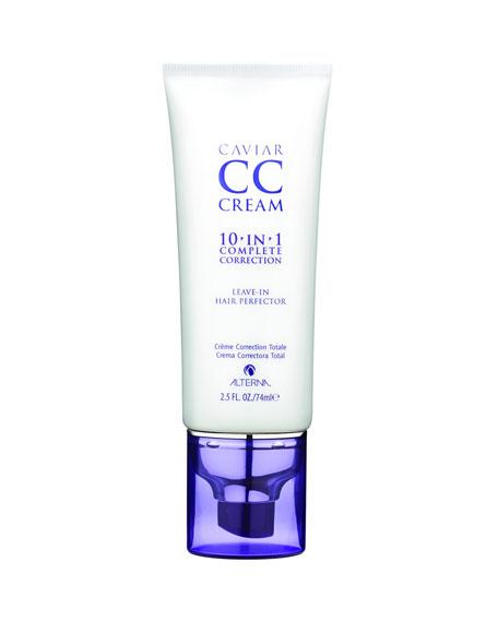 Caviar Antiaging 10-IN-1 Complete Correction CC Cream, 2.5 oz.