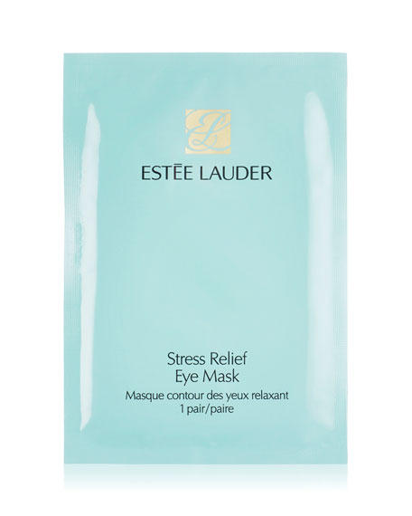 Estee Lauder Stress Relief Eye Mask, 10 ct.