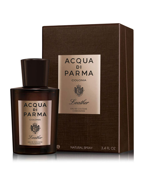 Ingredient Collection Colonia Leather, 100 mL