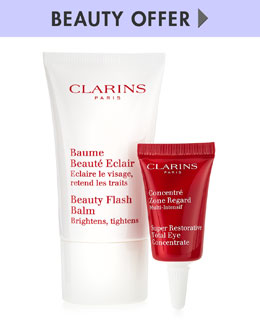 Clarins Yours with any $75 Clarins purchase