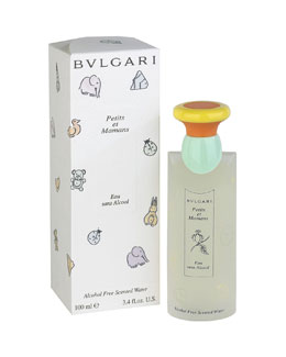 Bvlgari Petits et Mamans Alcohol Free Scented Water, 3.4 oz.