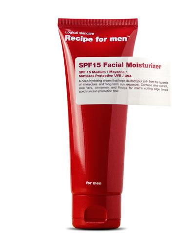SPF 15 Facial Moisturizer