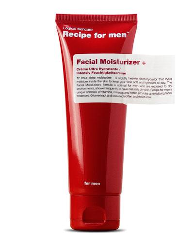 Facial Moisturizer+