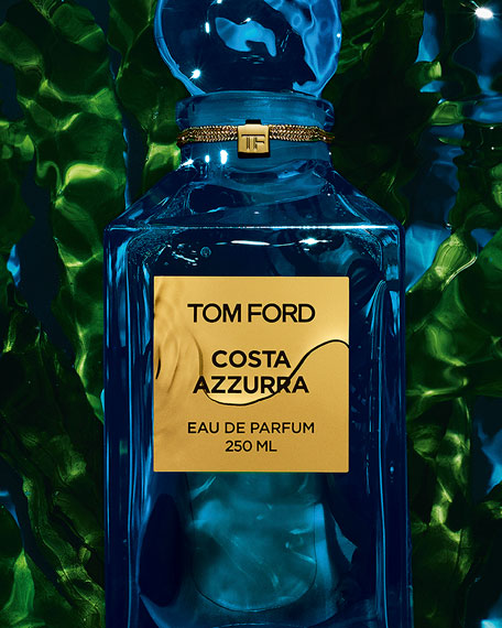 tom ford costa azzurra eau de parfum 250 ml. Black Bedroom Furniture Sets. Home Design Ideas