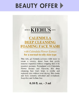 Kiehl's Since 1851 Yours with any Kiehl's Since 1851 Calendula Toner purchase