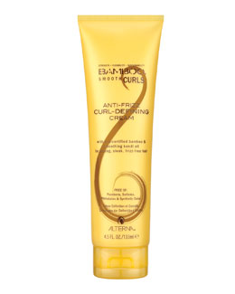Bamboo Smooth Curls Anti-Frizz Curl-Defining Cream, 4.5 fl. oz.