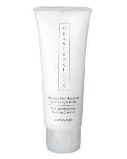 Rice and Geranium Foaming Cleanser, 2.46 oz.