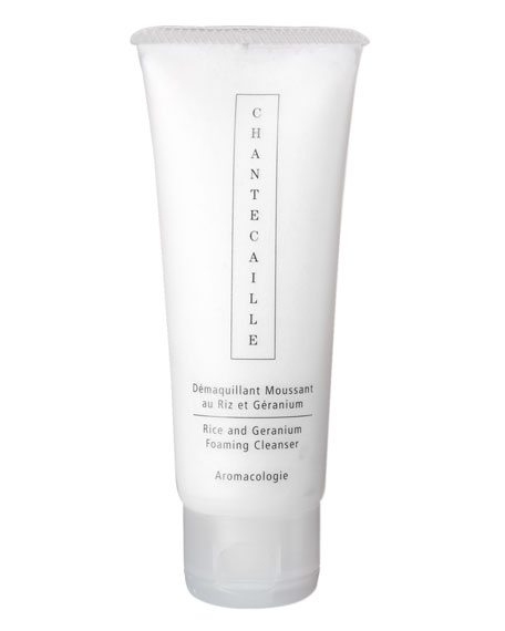 Chantecaille Rice and Geranium Foaming Cleanser, 2.46 oz.