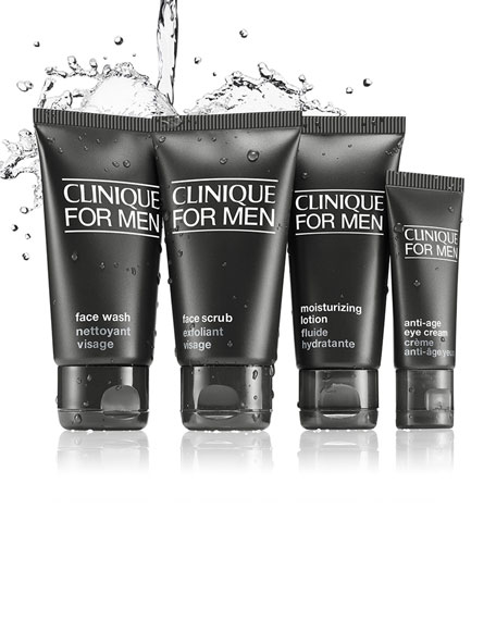 Clinique For Men Great Skin To Go Kit,
