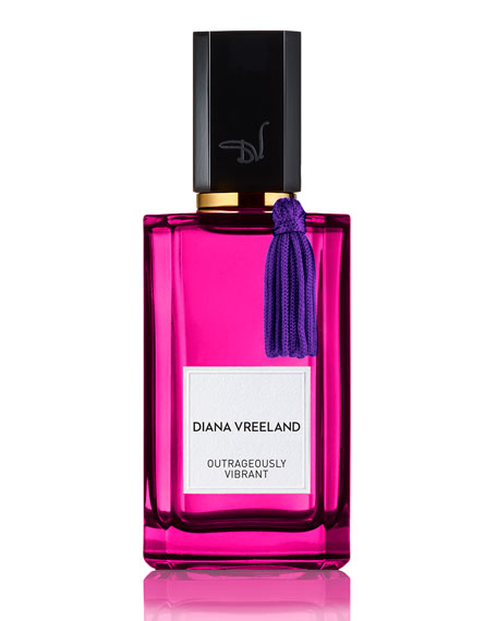 Diana Vreeland Outrageously Vibrant Eau de Parfum, 100