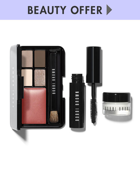 Receive a free 3-piece bonus gift with your $150 Bobbi Brown purchase
