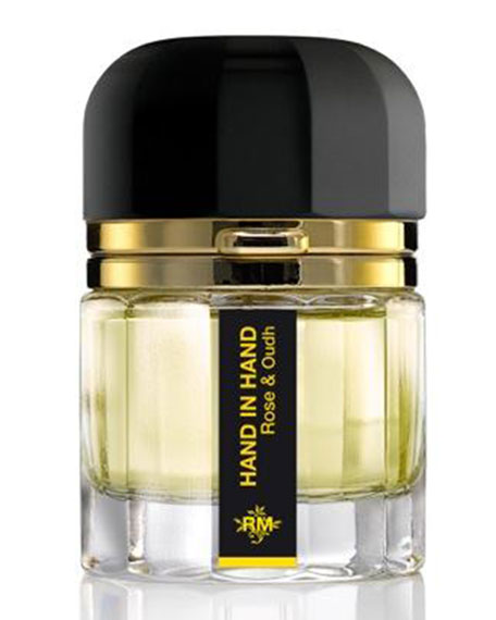 Hand-in-Hand Rose & Oudh, 1.7 oz.