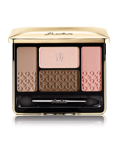 Four Shade Eyeshadow Palette, No. 15 Les Sables