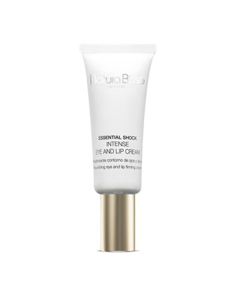 Natura Bisse Essential Shock Intense Eye and Lip Cream, 0.5 oz