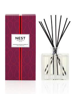 Japanese Black Currant Reed Diffuser, 5.9 oz.