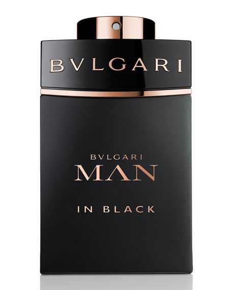 Bvlgari Man in Black Eau de Parfum, 3.4 oz.