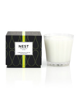 Lemongrass & Ginger 3-Wick Candle, 22.7 oz.