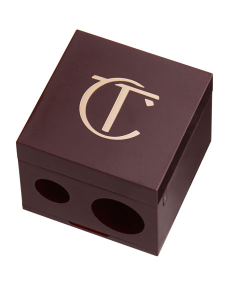 Charlotte Tilbury Pencil Sharpener