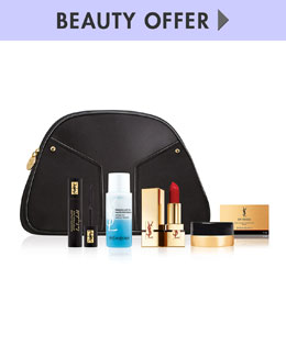 Yves Saint Laurent Beaute Yours with any $250 Yves Saint Laurent Beaute purchase