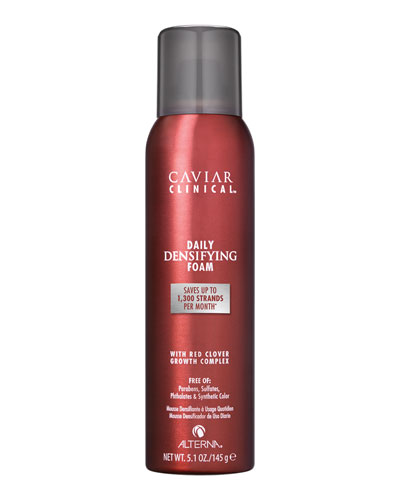Alterna Caviar Clinical Daily Densifying Foam, 5.1 oz.