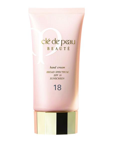 Cle de Peau Beaute Hand Cream SPF 18,