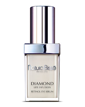 Natura Bisse Diamond Life Infusion Retinol Eye Serum, 0.5 oz.