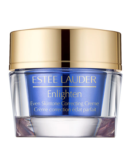Estee Lauder Enlighten Even Skintone Correcting Creme, 1.7