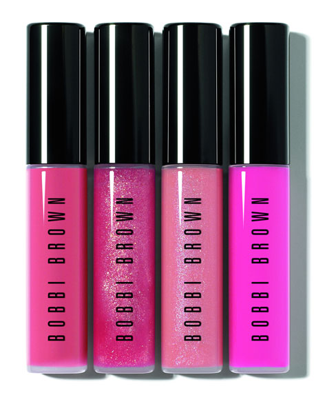 LIMITED ION Pretty Pink Ribbon Lip Gloss Collection