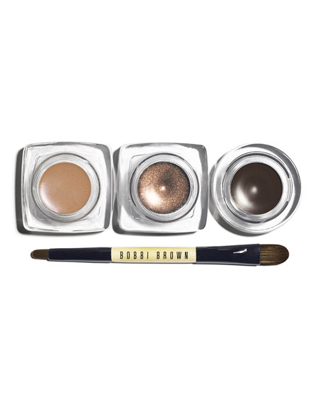 LIMITED ION Bobbi's Chocolates Long-Wear Eye Trio