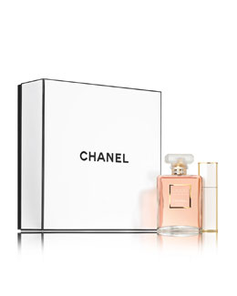 CHANEL <b>LIMITED EDITION Coco Mademoiselle </b><br>Twist and Spray Set