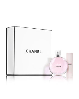 CHANEL <b>LIMITED EDITION Chance Eau Tendre</b> <br>Twist and Spray Set