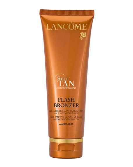 Lancome Flash Bronzer Tinted Self-Tanning Leg Gel with