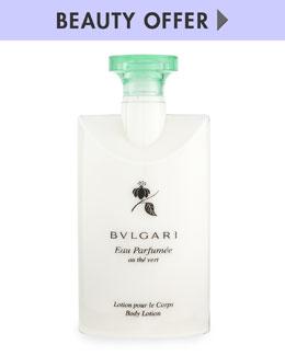 Bvlgari Yours with any $150 Bvlgari purchase