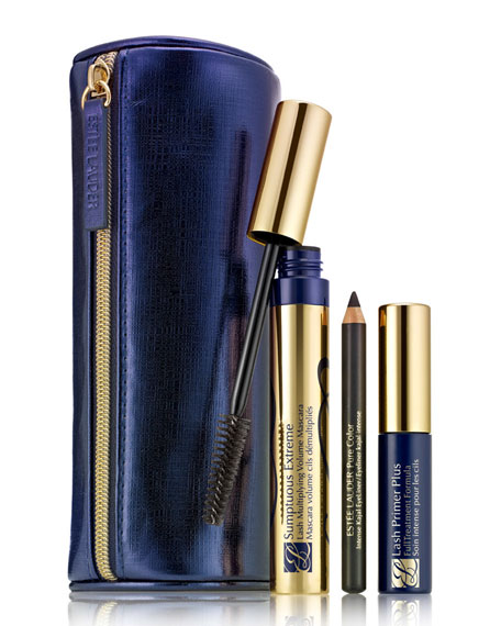 LIMITED EDITION Dramatic Eyes Featuring Sumptuous Extreme Mascara