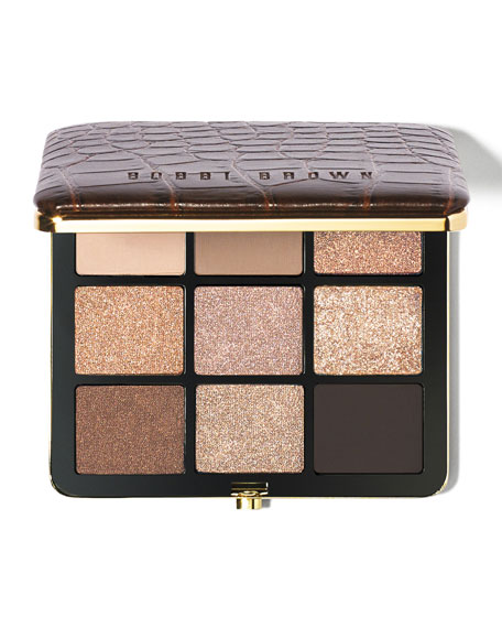 LIMITED ION Warm Glow Eye Palette