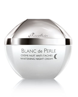 Blanc de Perle Whitening Night Cream, 50 mL