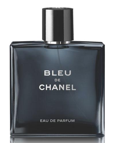 BLEU DE CHANEL Eau de Parfum Pour Homme Spray, 3.4 oz./ 100 mL