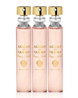 Acqua Nobile Rosa Purse Spray Refill, 3 X 0.68 oz.