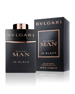 Bvlgari Man in Black Eau de Parfum, 2 oz.