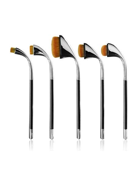 Fluenta 5 Brush Set