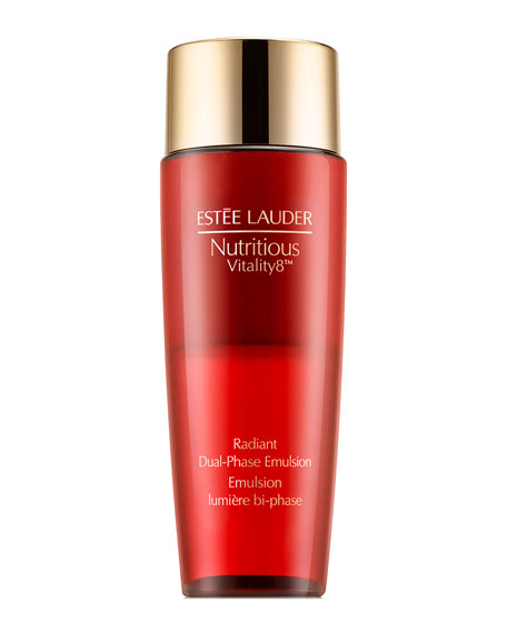 Estee Lauder Nutritious Vitality8 Radiant Dual-Phase Emulsion,