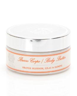 Orange Blossom , Lilac & Jasmine Body Butter, 8 oz.
