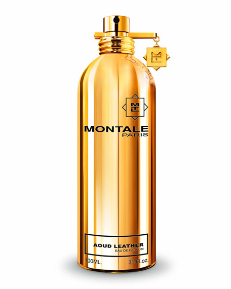Montale Aoud Leather Eau de Parfum, 3.4 oz./